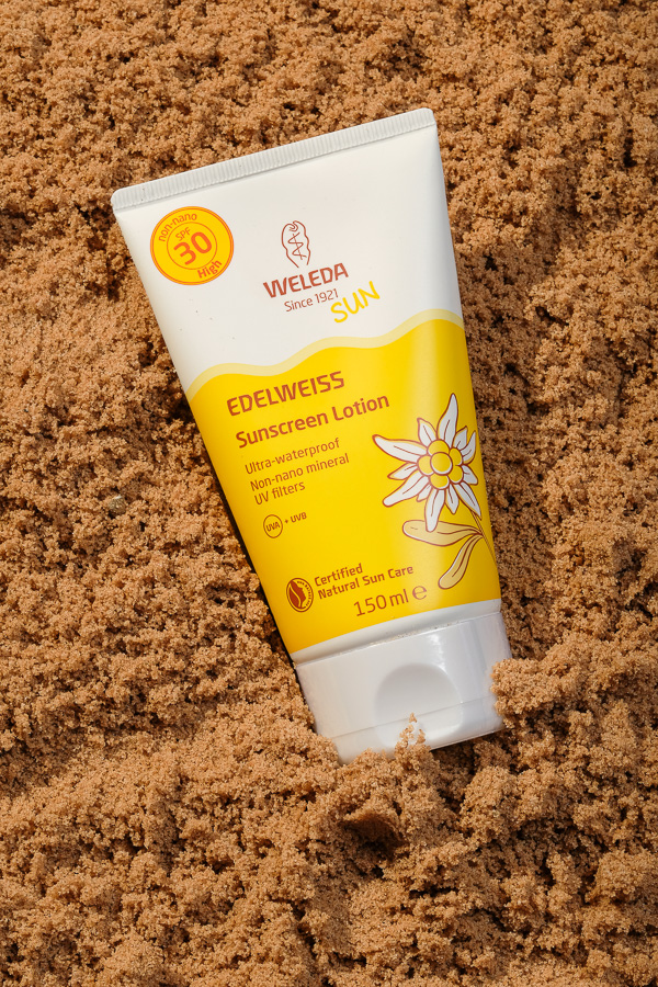 WELEDA sunscreen
