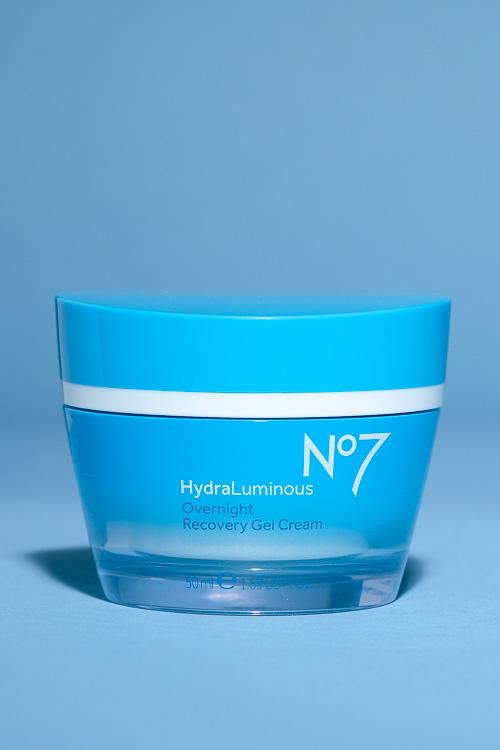 No 7 Overnight Recovery Gel Cream