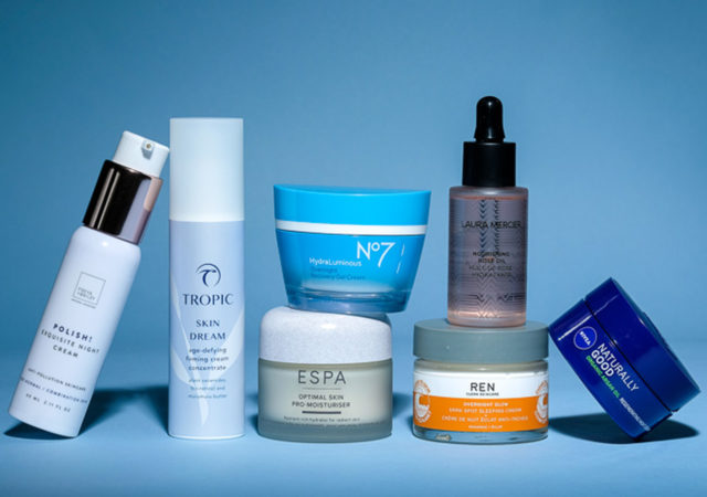 summer night skincare