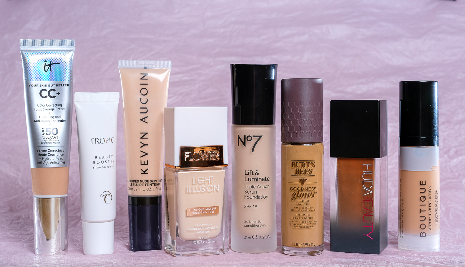 best bases and foundations