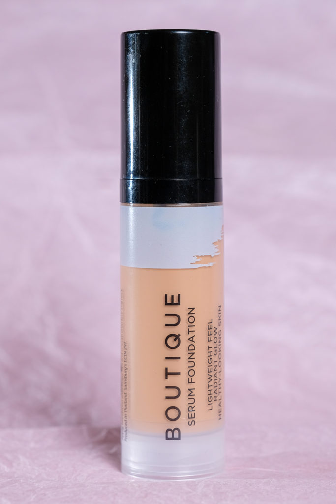 Boutique Serum Sainsburys