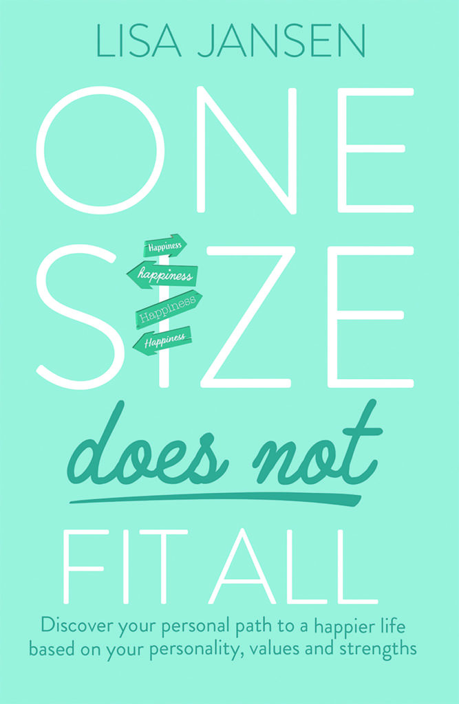 One Size Does Not Fit All by Lisa Jansen