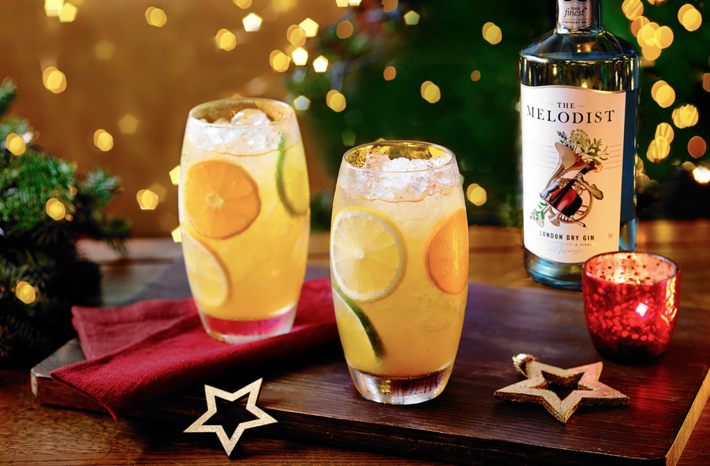 g&Tea for two. One of our favourite Christmas Cocktail Recipes