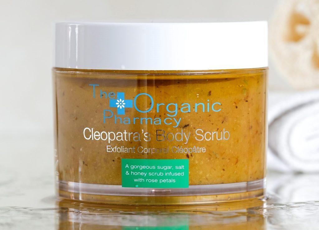 The Organic Pharmacy Cleopatra's Body Scrub