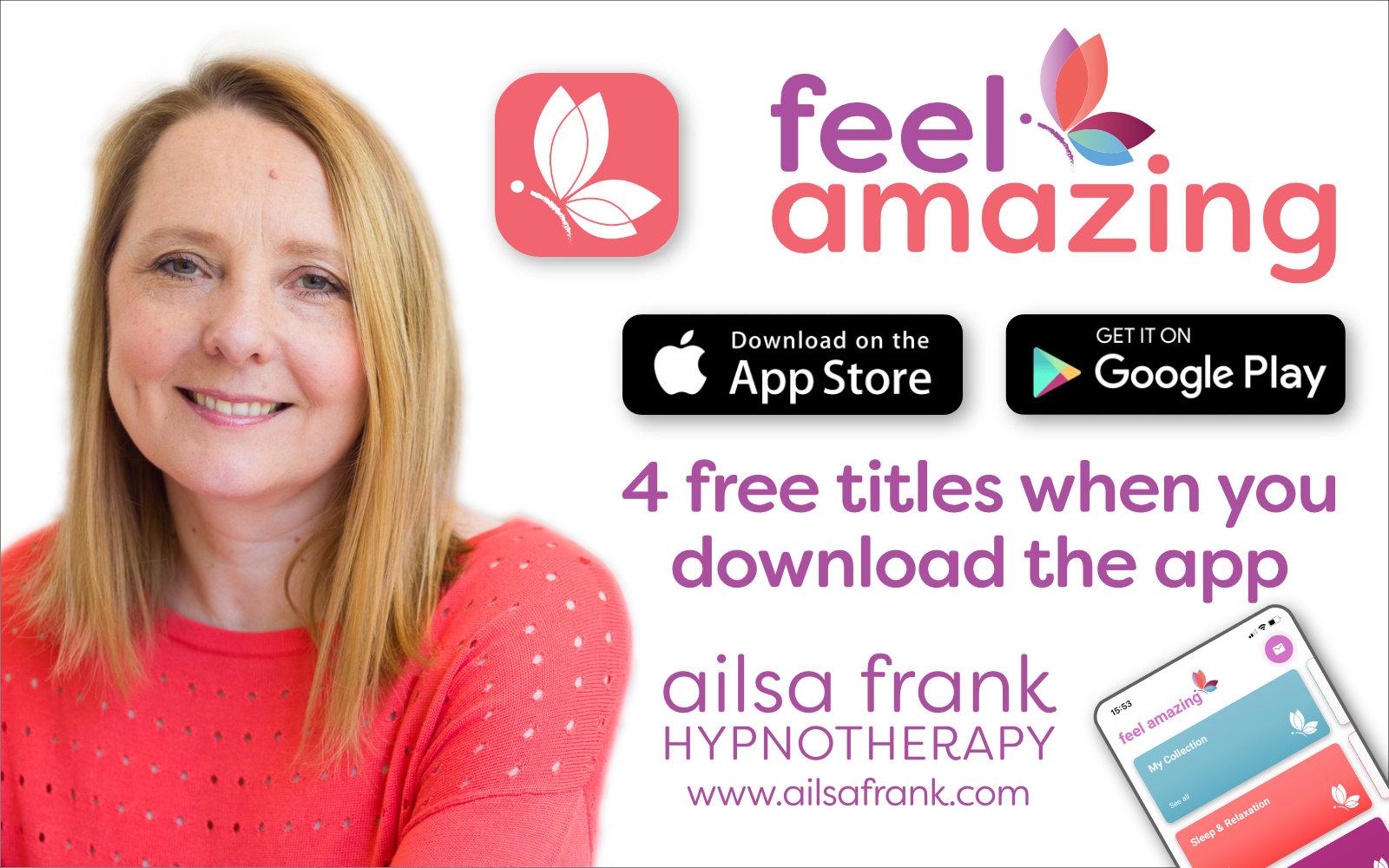 Feel Amazing by Ailsa Frank