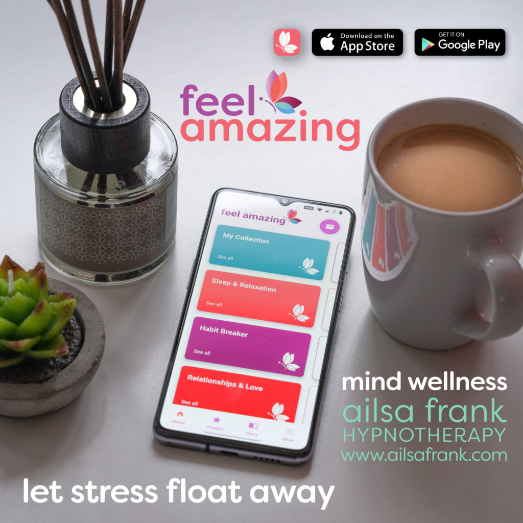 Ailsa Frank hypnotherapy