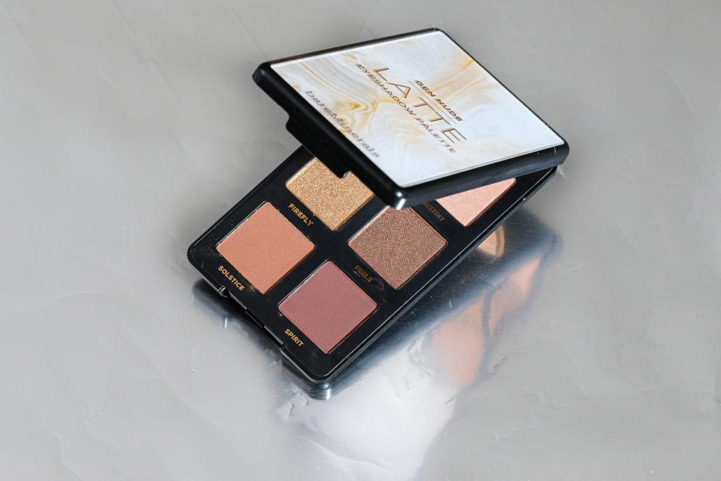 Bare Minerals nude eyeshadow palette