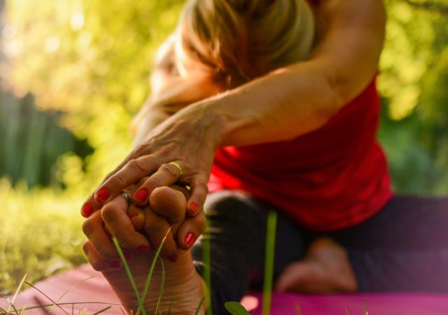 yoga in your 50s