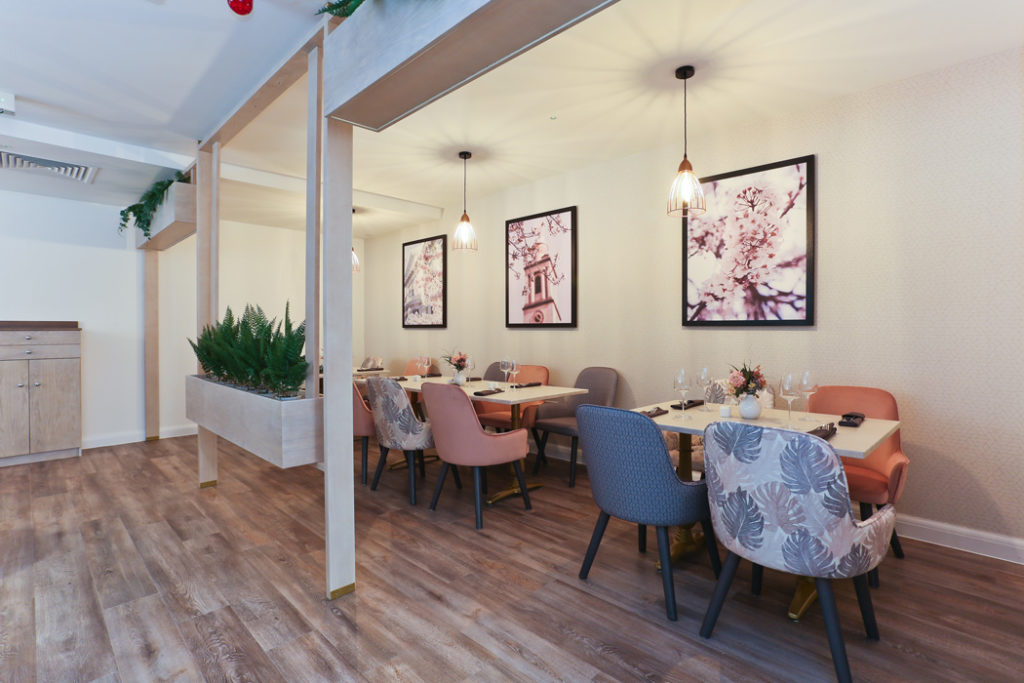 The Bistro at Button House