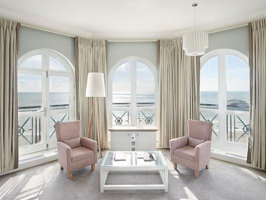 The Grand Hotel Brighton room