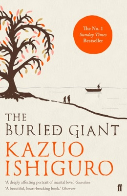 The Buried Giant - Road Trip Read