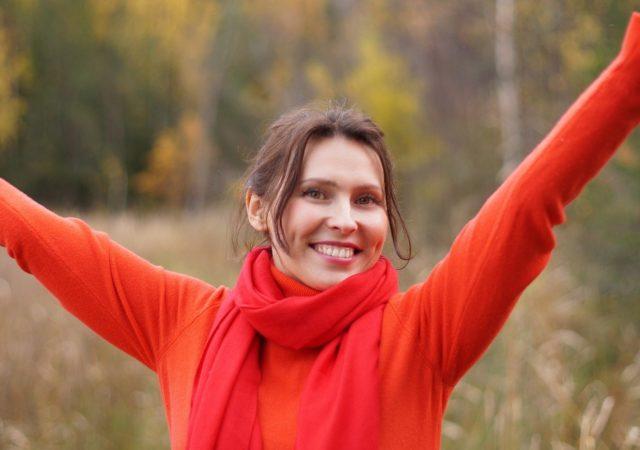 woman-autumn